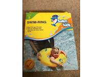 New Swim ring 3-6 years