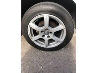 Vw alloy wheels 15inch