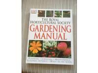 Gardening Manual