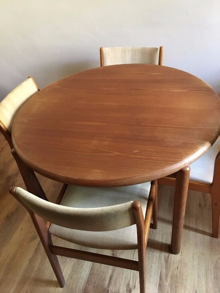 how to clean teak chairs
