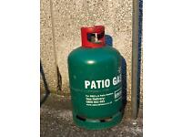 Patio Gas for BBQ 13kg full - Calor