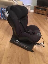 BeSafe iZi combi isofix - car seat £300 new!!