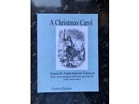 A Christmas Carol special annotation edition