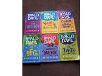 Roald Dahl play books