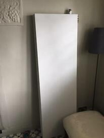 Jaga Efficiency Radiator in white