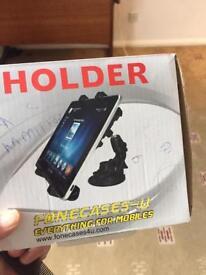 iPod holder
