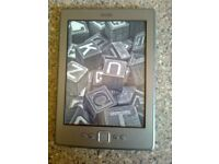 Kindle in Silver Model No.D01100