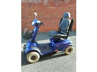 8 MPH Invacare Meteor Mobility Scooter