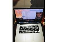 Macbook pro 15 inch 2015 i7 16gb ram