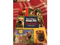 Shar pei book on care