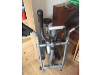 V fit 2 in 1 cross trainer