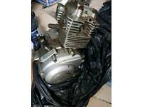 Yamaha ybr engine 125 cc (reiju rs2 matrix)