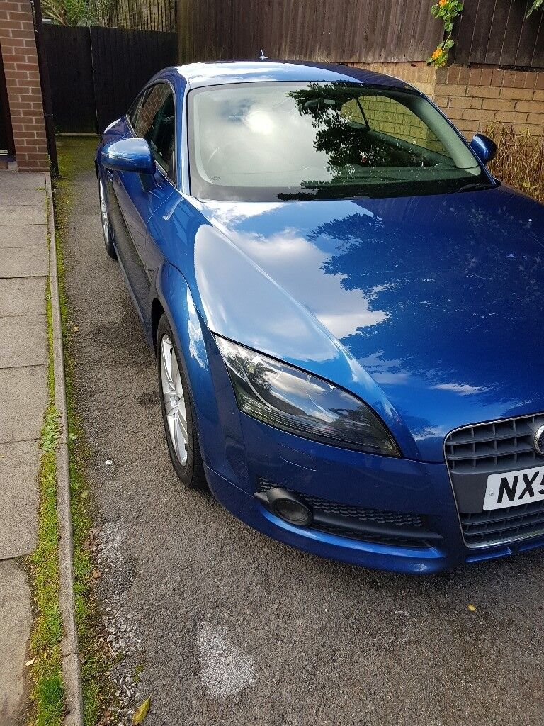 Audi TT 2.0 TFSI - Very Well Looked After (Cambelt Changed) - Genuine Reason for Sale