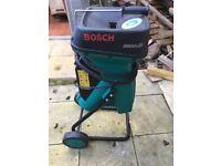 Bosch 2000AXT Garden Shredder