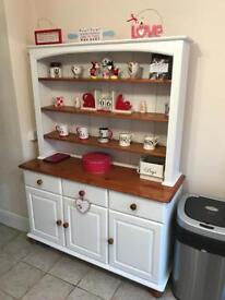 Beautiful white Welsh dresser