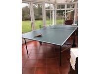 Full size Indoor Table Tennis Table, Enebe