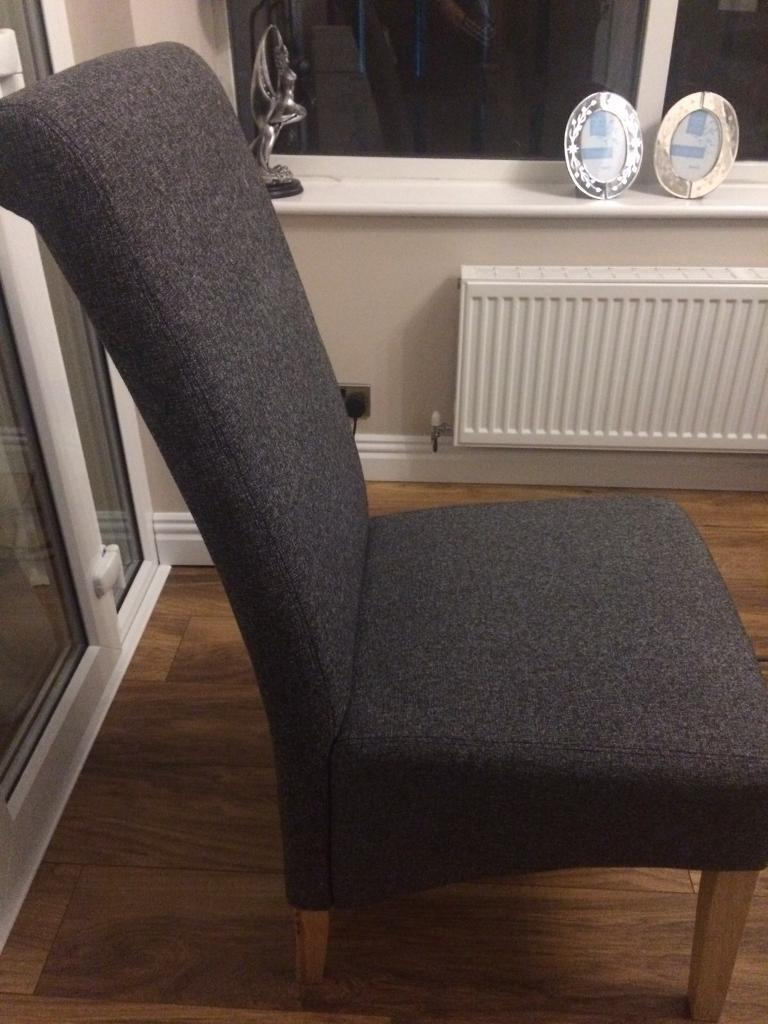 Schieber Dining Room Chairs X2