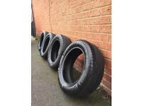 Car Tyres - Set of 4