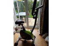 V Fit Upright Exercise Bike