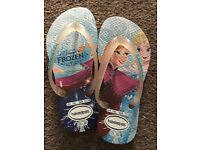 Only 1 Havaianas Slim Princess flip flop great for summer