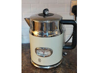 A fab retro style Russell Hobbs electric kettle