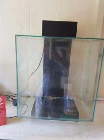 Fluval Edge 46lt aquarium. Led version