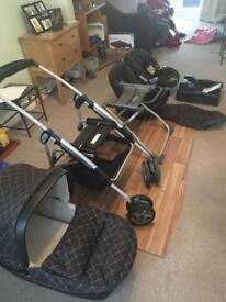 6 in 1 travel system
