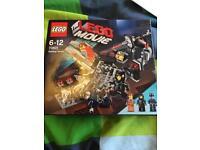 Brand new Lego Movie Melting Room set. Bargain gift!
