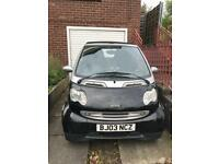 Smart Fortwo Automatic Passion Cabriolet