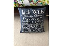 Jack Wills cushion