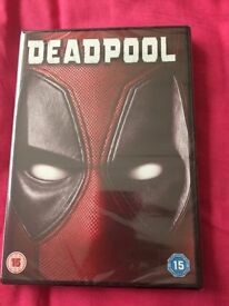 Deadpool dvd bnib