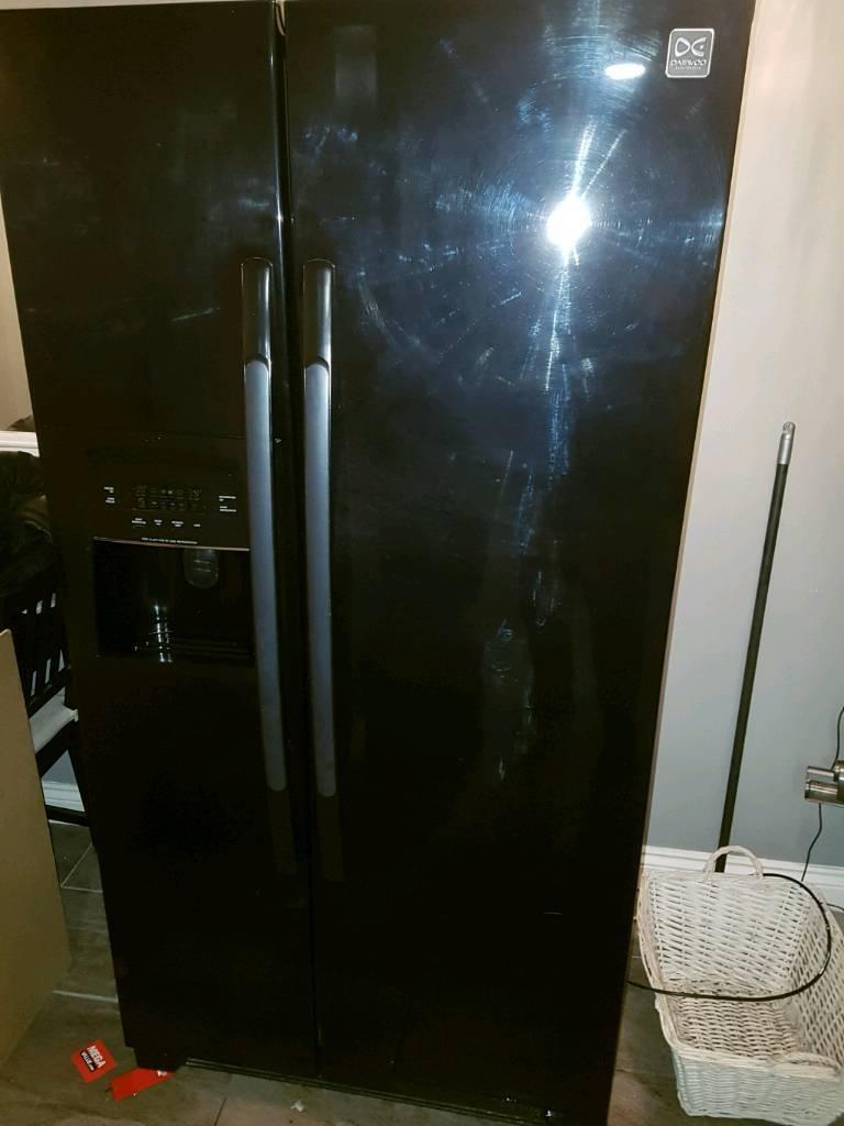 Amercan fridge