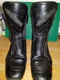 Daytona GoreTex Motorcycle Boots