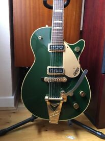 Gretsch Duo-Jet Cadillac Green G6128