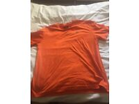 Men's size large Lacoste sport tshirt in good condtion £10 to clear thanks
