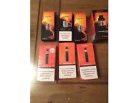 SMOK VAPE PEN 22- SMOK THE BIG BABY BEAST -SMOK V8BABY-X4 5pcs
