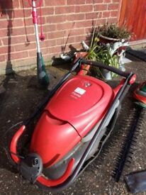 Flymo electric hover compact 330