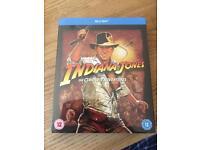 Indiana Jones complete adventures - BLU-RAY