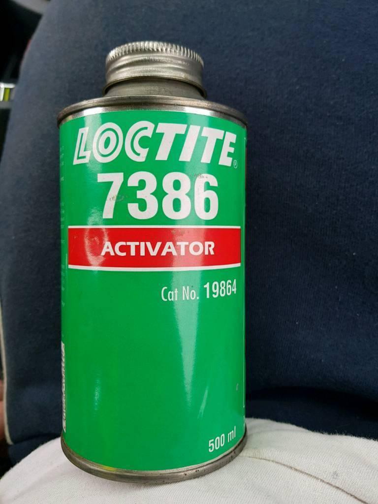 loctite activator 7386