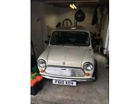 classic Mini City E Auto for Sale (Very cheap insurance)