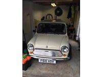 classic Mini City E Auto for Sale (Very cheap insurance)