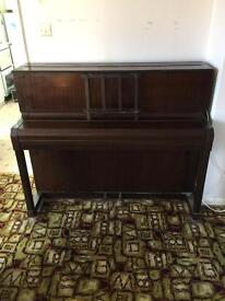 Piano Upright overstrung by Wilson Pecks urgent sale!!