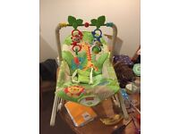 Fisher price jungle chair