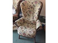 2x Ercol chairs .. perfect condition