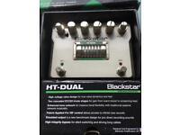 Blackstar HT dual valve pedal