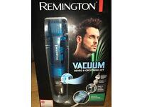 Remington Vacuum Beard and Grooming Kit.