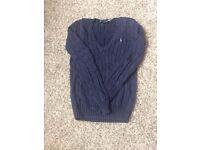 Ralph Lauren jumper, size XS, for sale