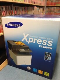 Colour Printer Samsung C1860FW