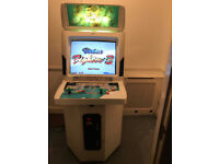 Virtua Fighter 3 arcade machine