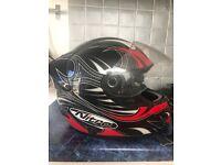 Nitro Motorcycle Helmet